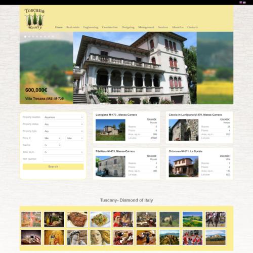 Toscana-realty.com